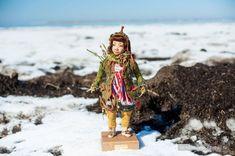 Dolls and toys Irina Cherepanova / Dolls with their hands, OOAK / Beybiki. Photo Dolls. Clothes for dolls