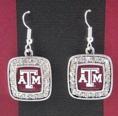 Aggies earrings
