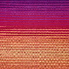 Girasol Woven Wrap - Variegated Rainbow No. 26 Discounted Special