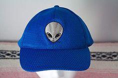 Vintage-Las-Vegas-51s-Alien-Baseball-Style-Hat-Snapback-Area-51-Nevada