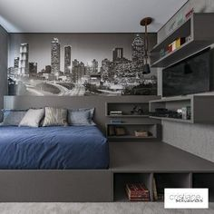 room ideas for men bedroom / room ideas + room ideas aesthetic + room ideas bedroom + room ideas for small rooms + room ideas for men + room ideas for men bedroom + room ideas aesthetic grunge + room ideas bedroom teenagers Bedroom Setup, Room Ideas Bedroom, Boys Bedroom Decor, Home Room Design, Modern Bedroom Design, Bedroom Ideas For Men Modern, Man Room, Dream Rooms, House Rooms