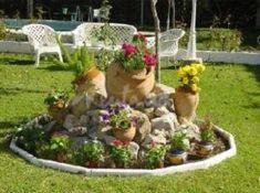 tinajas para jardin - Google Search