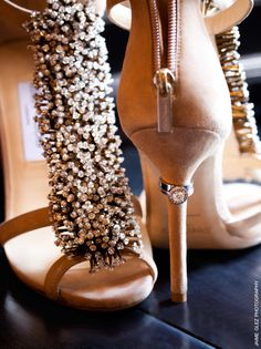 playa del carmen wedding photos amazing wedding shoes !