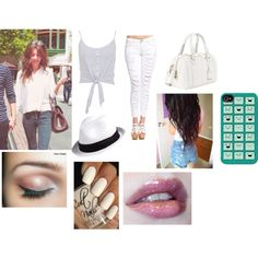 """""""Girls Day With EL!"""" by crystalblack6 on Polyvore"""