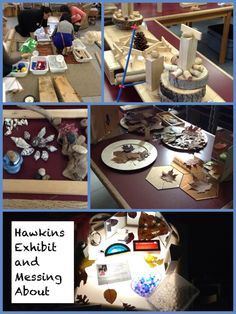 "Lovely exploration here.'Messing about at the Hawkins Exhibit' - image from Marlina Oliveira on PicCollage ("",) Kindergarten Photos, Preschool Kindergarten, Inspired Learning, New Classroom, Kids Lighting, Learning Environments, Mirror With Lights, Sensory Play, Reggio"