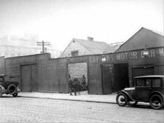 Possil Rd 1930's