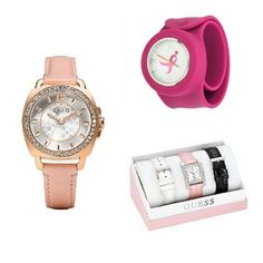 Watches For Breast Cancer Awareness | 25 Fantastic Products for Breast Cancer Awareness and A Giveaway