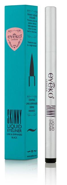 Eyeko London: Skinny Liquid Eyeliner