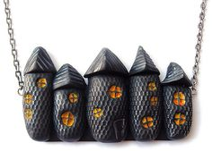 Polymer housing | Polymer Clay Daily