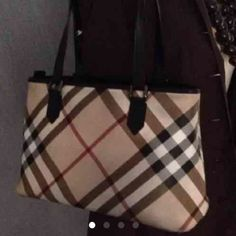 Authentic Burberry Burberry Burberry Bags Shoulder Bags
