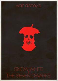 Poster Snow White
