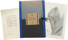 Max Ernst. Histoire Naturelle. 1926
