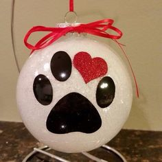 Pet lovers ornaments