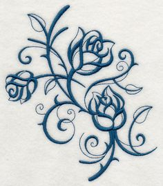 Machine Embroidery Designs at Embroidery Library! - Color Change - J5110