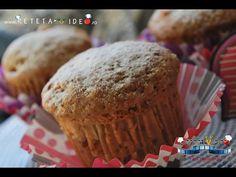 Reteta culinara Briose cu Mere si Scortisoara (Video) din categoria Prajituri. Cum sa faci Briose cu Mere si Scortisoara (Reteta Video) Baby Food Recipes, Muffins, Cupcakes, Breakfast, Desserts, Youtube, Recipes For Baby Food, Tailgate Desserts, Muffin