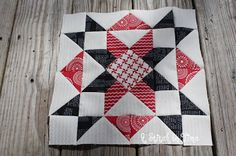 Blogger Girl's blocks of the month -- link to free block patterns