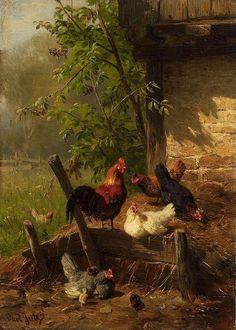 Carl Jutz (1838 -1916)