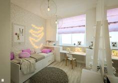 pokój księżniczki - zdjęcie od KOLORUM - Pokój dziecka - Styl Skandynawski - KOLORUM