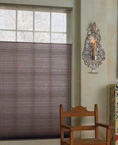 """Blindsmax Exclusive Brand 3/8 """" Double Cell Light Filtering - Cellular shades are also called honeycomb shades because of their honeycomb shaped cells. They are designed to trap air between the layers to provide insulation and prevent temperature transference."""