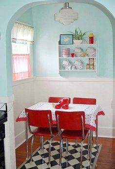 Cozy Biscuit: Inspirational Dining Room Design