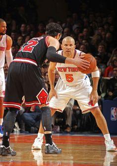 Kirk Hinrich  12 of the Chicago Bulls against Jason Kidd  5 Kirk Hinrich aa311e957