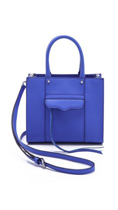 Rebecca Minkoff MAB Mini Tote, dying for a purse this color