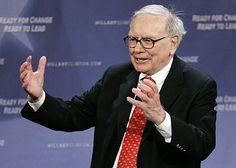 Warren Buffett - For simplifying how we view great companies