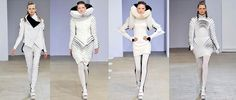 diseñadores futuristas de moda - Buscar con Google
