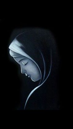 Nossa Senhora menina Blessed Mother Mary, Blessed Virgin Mary, Religious Photos, Religious Art, Catholic Wallpaper, Mary Tattoo, Indian Women Painting, Lady Mary, Madonna And Child