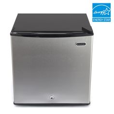 CUF-112SS Whynter 1.1 cu. ft. Energy Star Upright Freezer with Lock - Stainless Steel (Silver)