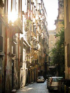 Ti Amo, Napoli