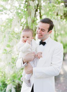 English Charm Meets Brazilian Flair For a Cross-Cultural Wedding