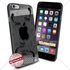 Apple iphone Logo iPhone 6 4.7 inch Case Protection Black Rubber Cover Protector ILHAN http://www.amazon.com/dp/B01ABJHF52/ref=cm_sw_r_pi_dp_6FCNwb0WGSW5V