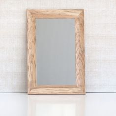 45.99 € Natural wood mirror - Mirrors - Decoration | Zara Home Germany