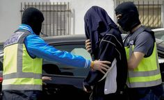Six 'with links to Islamic State' arrested in raids across Europe - http://buzznews.co.uk/six-with-links-to-islamic-state-arrested-in-raids-across-europe -