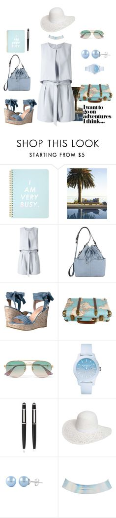 """Invert Playsuit"" by marlaj-50 ❤ liked on Polyvore featuring Miss Selfridge, Stuart Weitzman, Gucci, Lacoste, Cartier, Dorothy Perkins and Charlotte Russe"
