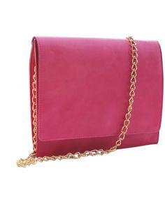 Pink Natural Cross Body Bag 105.00€