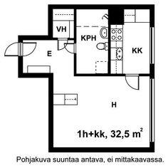 Vetelintie, Kannelmäki, Helsinki, 1h+kk 32,5 m², SATO vuokra-asunto