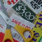 there are sites that will actually clip your coupons for you... hmmm... I think I will have to look into this