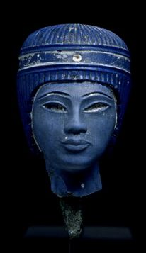 Head of Queen Hatshepsut circa 1450BC