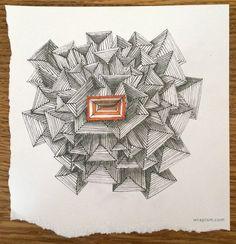 wrapism.com : : zentangle for my son.