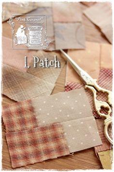 Розовый Карамель: L Patch 1