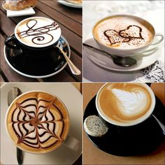 Which Latte Art is your favorite? #Coffee #LatteArt #MrCoffee