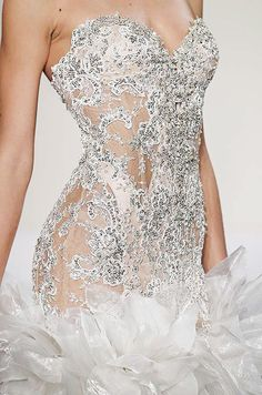 Dan & Corina Lecca, Pnina Tornai, 2013 - This is crazy gorgeous!