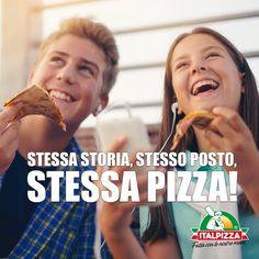 Una buona compagnia è sempre accompagnata da una buona #Italpizza!