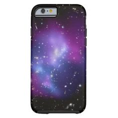 Purple Galaxy Cluster Case-Mate Case iPhone 6 Case
