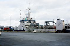 Iceland Coast Guard cutter