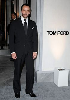 Tom Ford - Tom Ford Photos - Tom Ford Store Opening - Zimbio