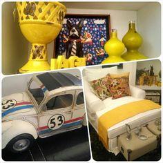 ARRAIAL BRASIL, Loja de decoração - Rua 1.131 com Alameda Ricardo Paranhos N° 670, Galeria Flora, Setor Marista, Goiânia - (62) 3095-1888 - Curta mais : www.zzgoiania.com