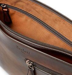 315dfc9df31 Shop men's bags at MR PORTER, the men's style destination. Tuccis Leather